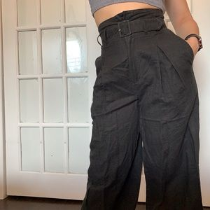 Vintage cropped Mexx linen pants